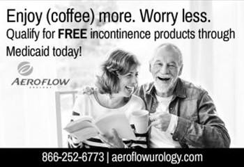 Aeroflow Urology Ad