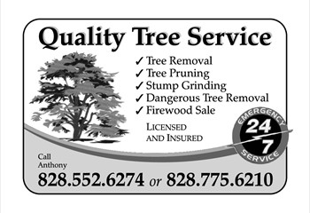 quality tree svc ad